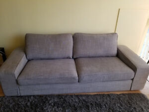IKEA KIVIK 3.5 seat sofa- Great condition -PICK UP