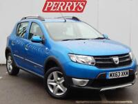 2013 DACIA SANDERO STEPWAY 1.5 dCi Ambiance 5dr