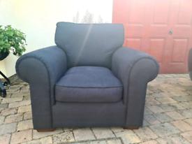Armchair - Black