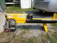 Wood Splitter For Sale