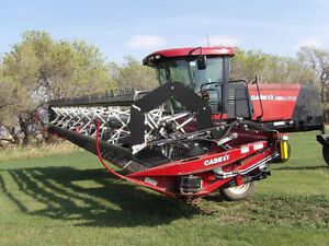2010 Case Swather WD 1203 - 36 ft.