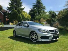 image for 2013 Mercedes-Benz A-CLASS 1.8 A200 CDI BLUEEFFICIENCY AMG SPORT 5d 136 BHP Hatc