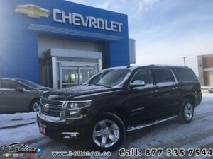 2015 Chevrolet Suburban 1500 LTZ  - Leather Seats - $380.32 B/W