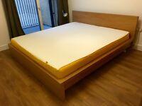 Malm Super King Bed Frame