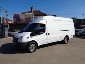 FORD TRANSIT 2.2TDCi (125PS) | ELWB | JUMBO | 1 OWNER | 88k MILES | 2014 MODEL