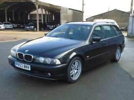 2003 53 Reg BMW 520 2.2 Auto i ES SE Touring