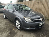 2005 05 Vauxhall/Opel Astra 1.9CDTi 16v 150ps Sport Hatch Design 6 spd 57.7 mpg