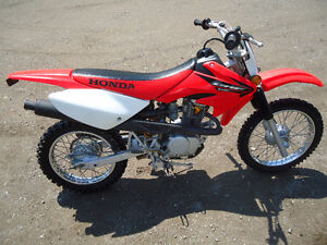 CRF 80 IN MINT CONDITION ALL ORIGINAL1800.00  OBO