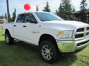 "RAM 3500 ""LIFTED"", $$ SAVE $$  FINANCE @ $455 bi/weekly oac"