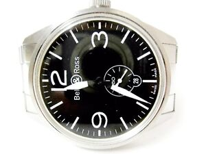 Bell & Ross Automatic Vintage Original Watch BR-123-SS-95-12252