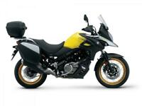 SUZUKI V-STROM 650X GT NOW WITH 0% FINANCE OVER 48 MONTHS!!! 300 DEPOSIT