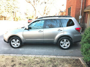 2009 Subaru Forester 2.5X Limited Group SUV, Crossover