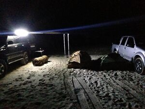 2x-12v-LED-LIGHT-BARS-suit-camping-caravans-boats-cars-tents-4wd-4x4-awning