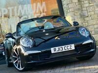 2013 Porsche 911 CARRERA 4S PDK Semi Auto Convertible Petrol Automatic