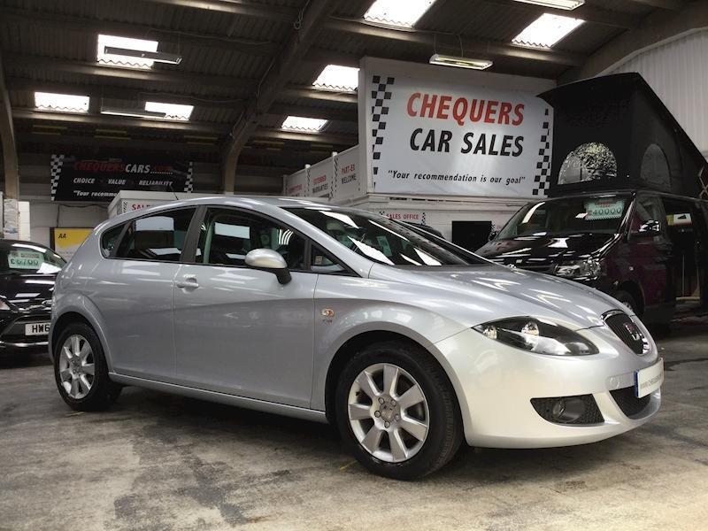 Seat Leon Tsi Stylance Hatchback 1.4 Manual Petrol