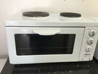 Beko table top cooker and Oven
