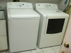 Kenmore Elite Oasis HE Washer and Dryer