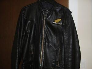 Unisex  Honda Motorcycle Jacket