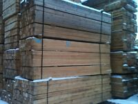 Discount Pricing On Overstocked Rough,Fullsawn 4x4x10',12'Lumber