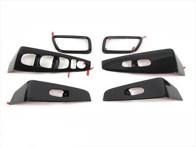 2016 Nissan Maxima Carbon Fiber Look Interior Appliques Trim Kit Genuine OEM NEW Carbon Fiber Interior Trim Applique