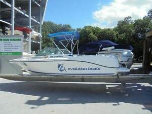 2010MY EVOLUTION 500 SPORTSFISHER Hollywell Gold Coast North Preview