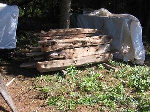 poutre de bois de grange Saguenay Saguenay-Lac-Saint-Jean image 7