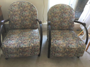 Matching set of chairs