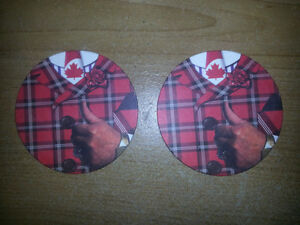 BRAND NEW COLLECTIBLE DON CHERRY ROCKEM SOCKEM GLASS GIFT SET... London Ontario image 3