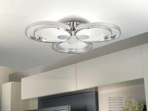 ceiling lamp design ceiling flush light chrome living room lamp glass