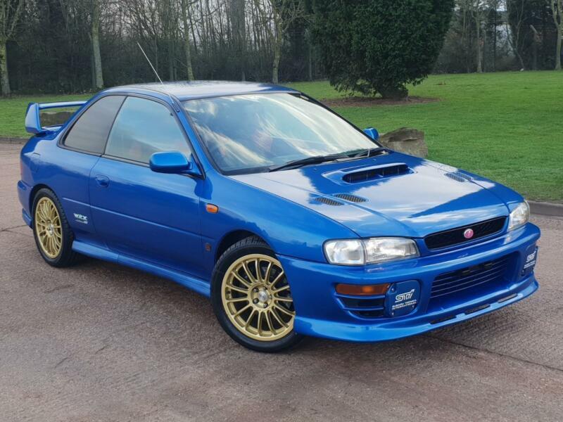 Subaru Impreza WRX STI TYPE-R   in Coventry, West Midlands   Gumtree