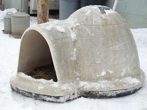 Large Igloo dog house