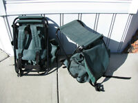 Lee Valley Back Packs with folding seat