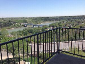 Renovated 1 Bedroom Suite close to Downtown w/ River Valley View Edmonton Edmonton Area image 2