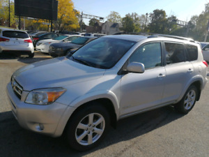 2007  Rav4 Limited AWD clean no Accidents