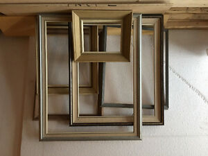 Assorted picture and painting frames