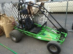 Carter 6.5HP Go Kart