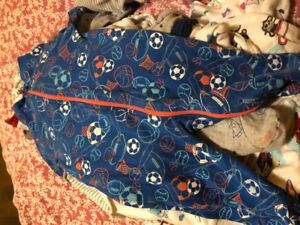 Lot of new born baby boy clothes