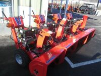 BRAND NEW Simplicity P1524E Snow Blower. Commercial USE!!!!
