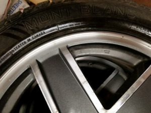 """Jeep tires with mags 17"""""""