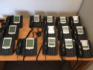 Aastra VoIP 4X6757i and 10X6731i