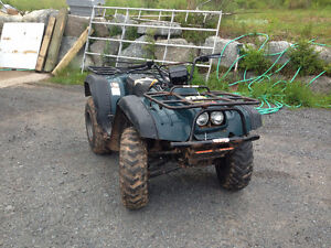 Looking for Parts: 1999 Suzuki King Quad 300