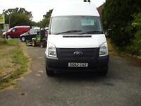 2012(62) TRANSIT T350 100 LWB
