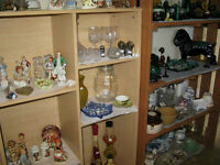 30% OFF All Glass and China at KeepSakes Antiques Shoppe