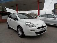 13 (13) FIAT PUNTO 1.2 POP 3DR. NEW CAMBELT & WATER PUMP FITTED.
