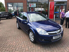 Vauxhall Astra 1.9CDTi Design**Automatic**Top Spec**Immaculate**