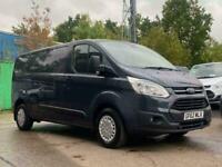 Ford Transit Custom 2.2TDCi ( 125PS ) 290 L2H1 Trend LONG +VAT