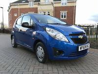 Chevrolet Spark 1.0 LS (blue) 2010