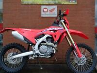 HONDA CRF450RX 21 YEAR MODEL NATIONWIDE DELIVERY AVAILABLE FROM STOCK