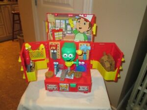 HANDY MANNY'S TALKING TOOL CHEST