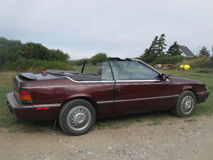 1995 Chrysler Lebaron Convertible for sale